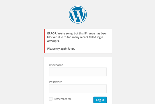 wordpress-lockedout-login