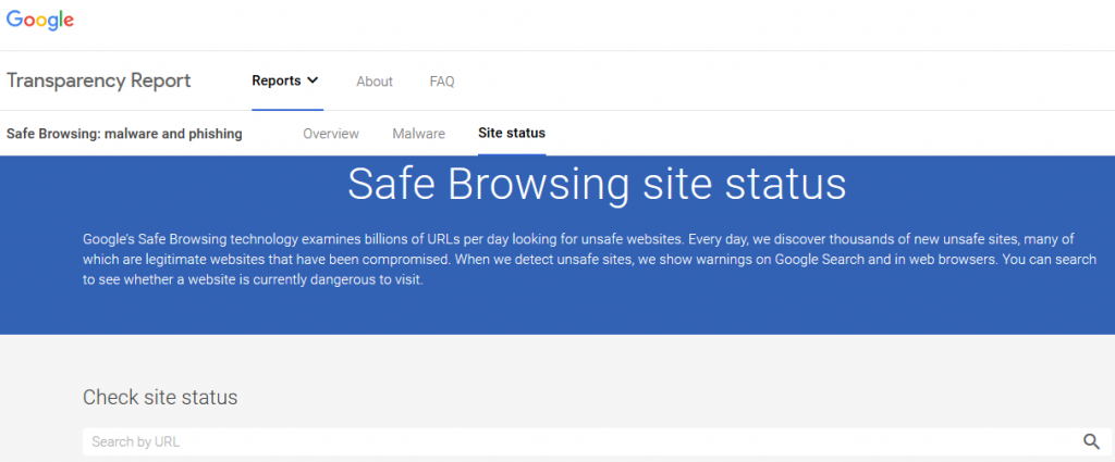 Google Blacklisting - How to Remove Google Blacklist Warnings
