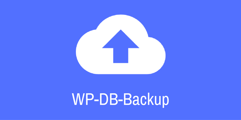 WP-DB-Backup:On Demand WordPress Backup