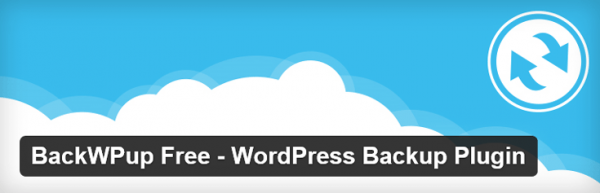 backwpup-backup, restore WordPress plugin