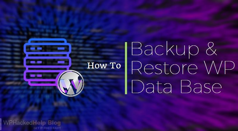 How to Backup WordPress Database 📥 Manually & With Plugins?