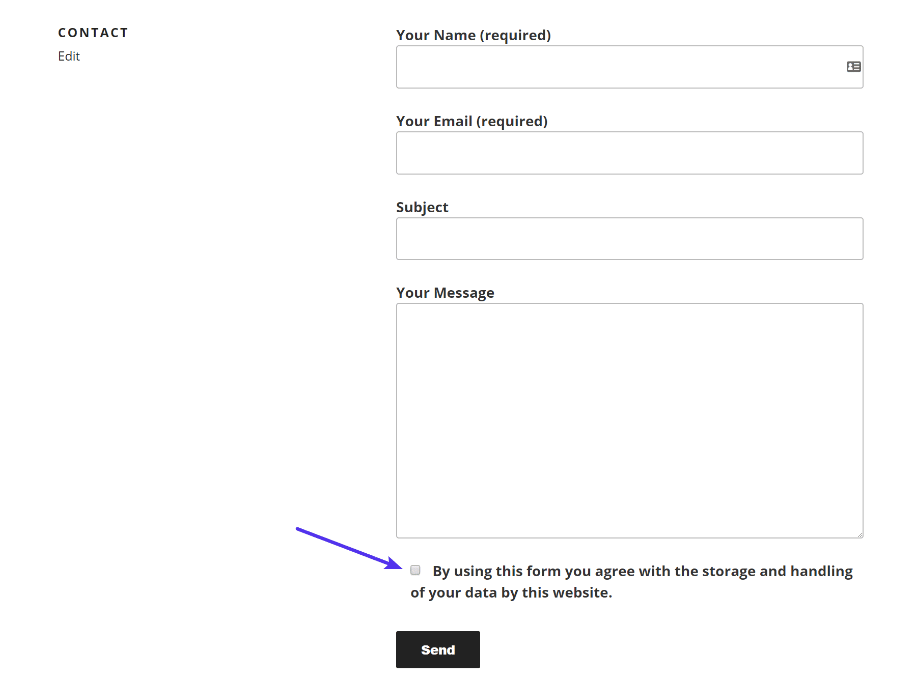 wordpress-gdpr-contact-form
