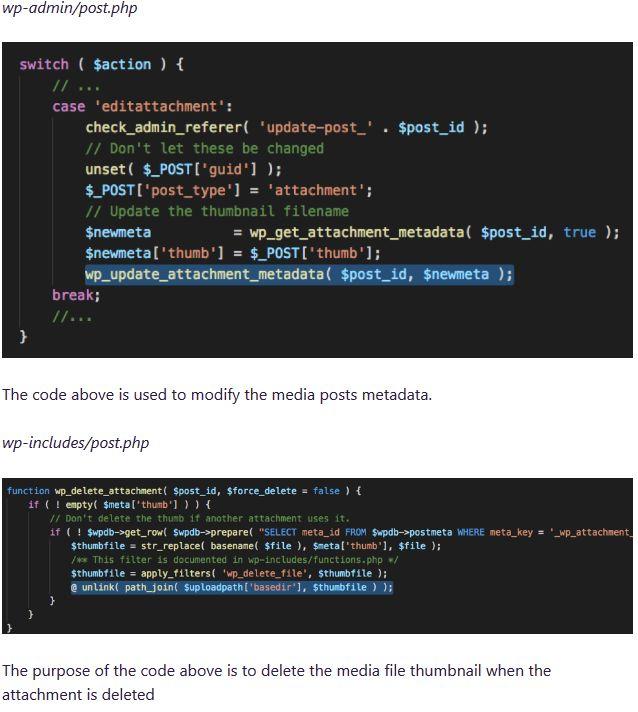 WordPress Arbitrary File Deletion Vulnerability Exploit [FIXED]