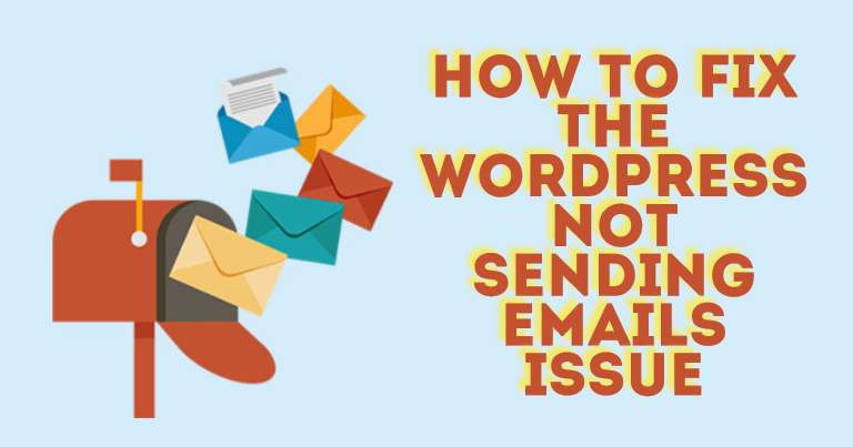 WordPress Not Sending Email Issue ❌ [FIXED]