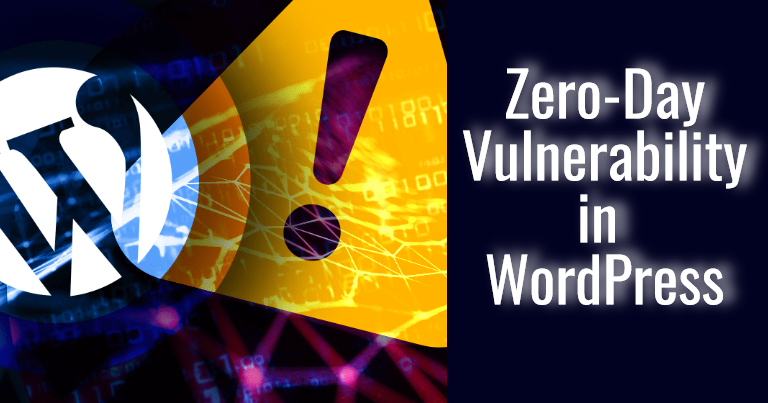 Zero-Day Vulnerability in WordPress Easy WP SMTP Plugin Fixed