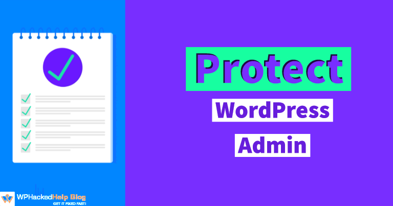 Protect Your WordPress Admin Panel