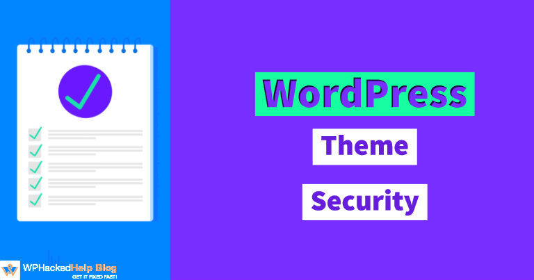 secure your wordpress theme
