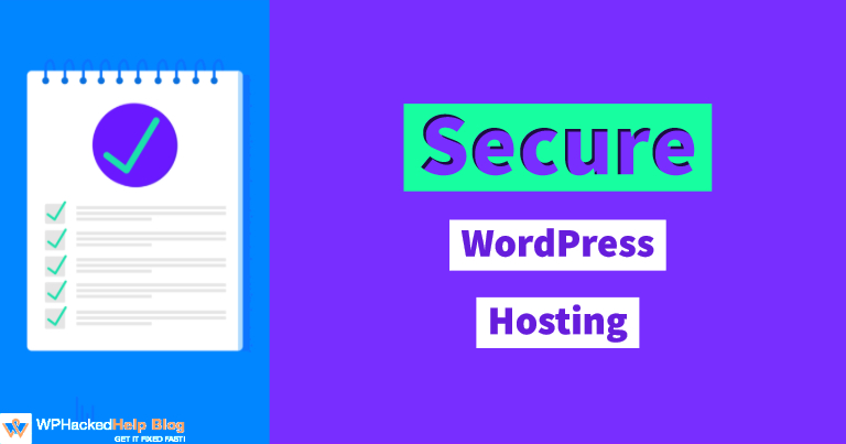 Use Secure Dedicated Managed WordPress Hosting