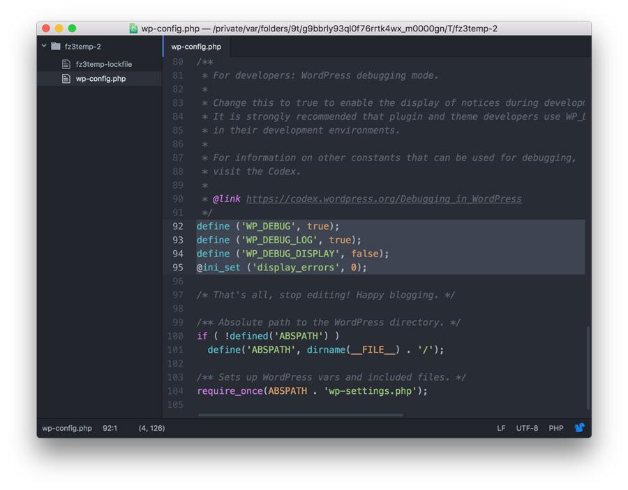 enable-debug-in-wp-config