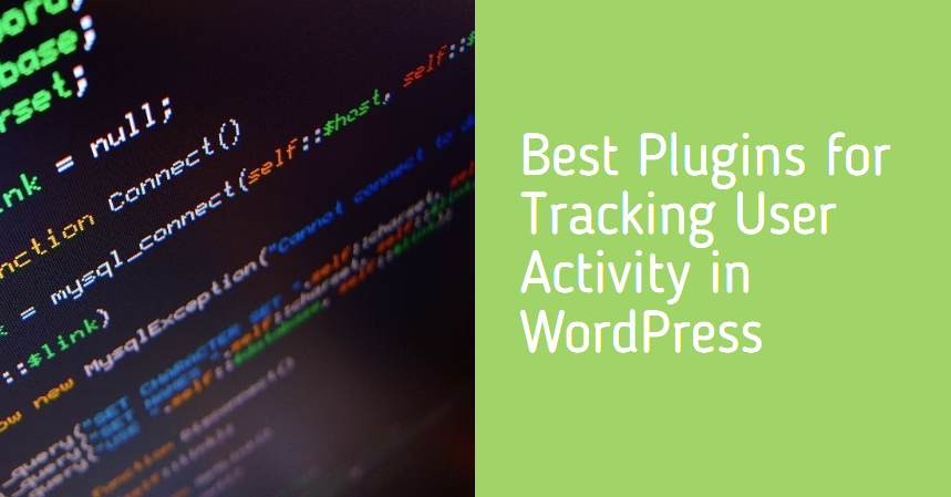 Best Plugins for Tracking User Activity in WordPress