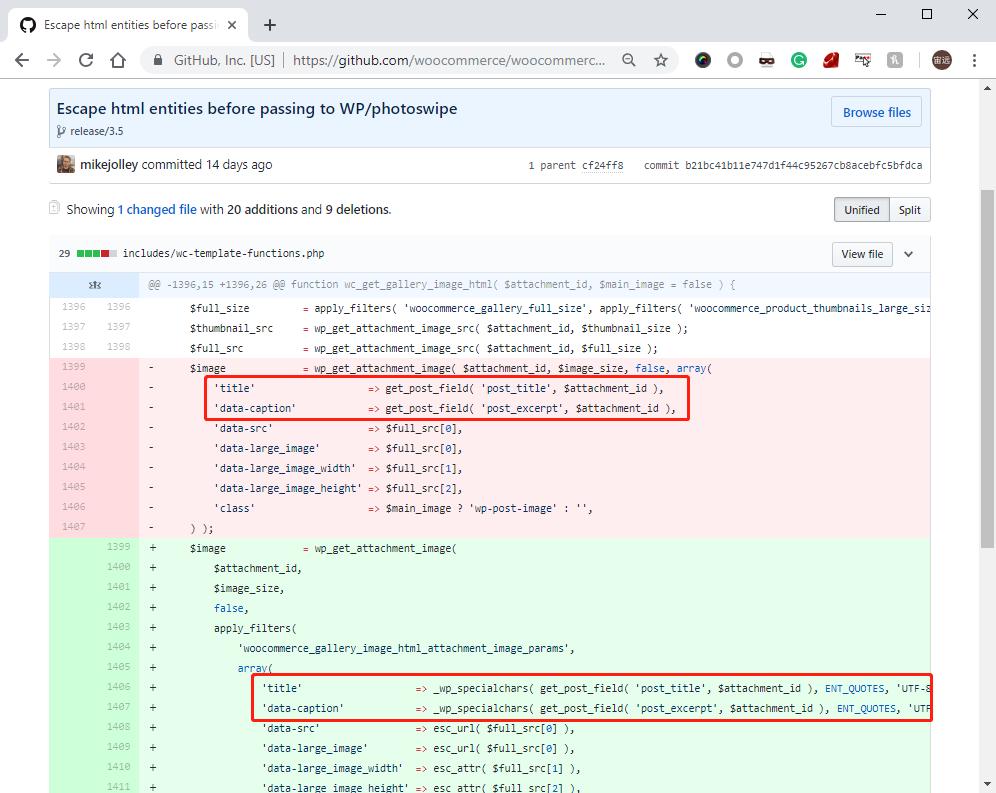 WordPress WooCommerce XSS Vulnerabilities - Hacked?