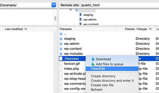 Increase limit via .htaccess file