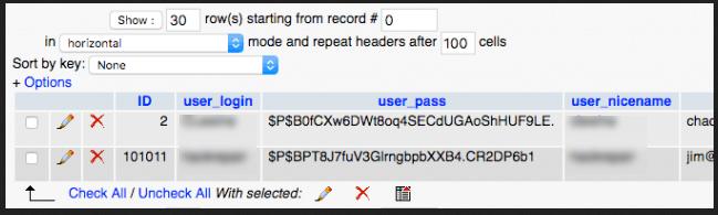 remove invisible WordPress users